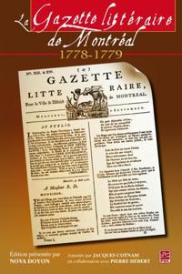 La Gazette litteraire de Montreal (1778-1779)