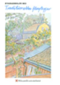 Byggnadsmåleri med traditionella färgtyper