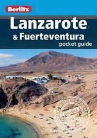 Berlitz: LanzaroteFuerteventura Pocket Guide