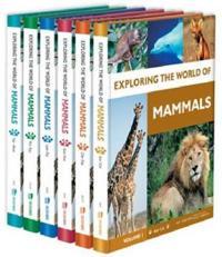 Exploring the World of Mammals -  - böcker (9780791096512)     Bokhandel