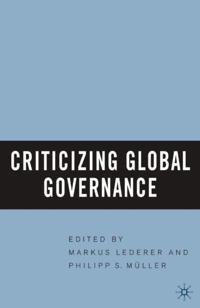 Criticizing Global Governance