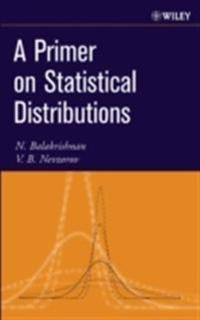 Primer on Statistical Distributions