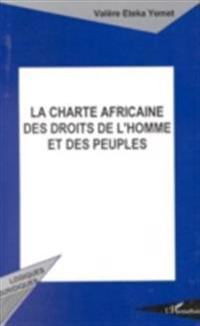 Charte africaine des droits del'homme e