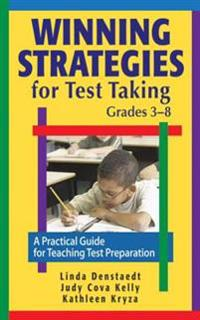 Winning Strategies for Test Taking, Grades 3-8
