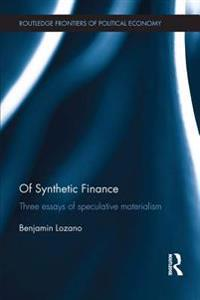 Of Synthetic Finance