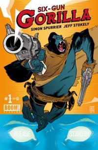 Six-Gun Gorilla #1