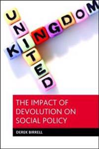 impact of devolution on social policy