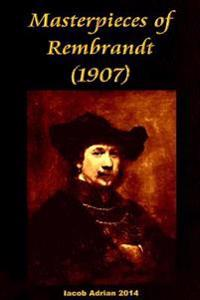 Masterpieces of Rembrandt (1907)