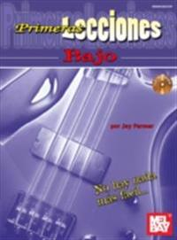 First Lessons Bass Spanish Edition