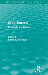 Arab Society (Routledge Revivals)