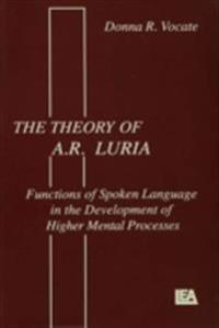 theory of A.r. Luria