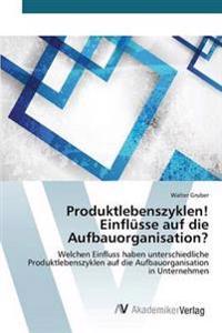 Produktlebenszyklen! Einflusse Auf Die Aufbauorganisation?