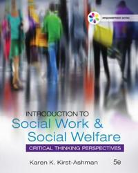 Empowerment Series: Introduction to Social Work & Social Welfare