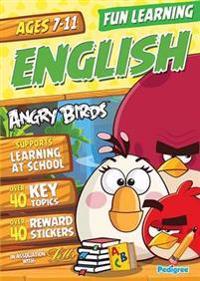 Angry Birds KS2 English - Pedigree Education Range 2015