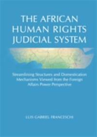 African Human Rights Judicial System