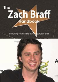 Zach Braff Handbook - Everything you need to know about Zach Braff
