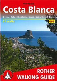 Costa blanca - denia; calpe; benidorm; alcoy; alicante; torrevieja - 50 wal