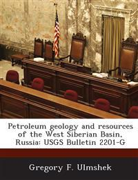 Petroleum Geology and Resources of the West Siberian Basin, Russia