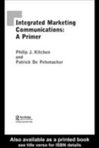 Primer for Integrated Marketing Communications