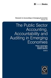 The Public Sector Accounting, Accountability and Auditing in Emerging Economies