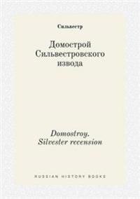 Domostroy. Silvester Recension