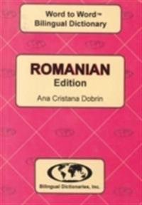 English-romanian & romanian-english word-to-word dictionary