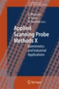 Applied Scanning Probe Methods X