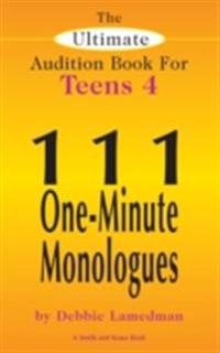 Ultimate Audition Book for Teens Volume 4
