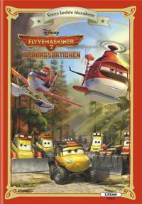 Flyvemaskiner 2 - redningsaktionen