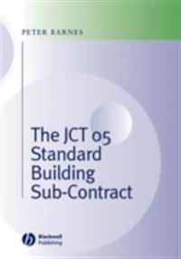 JCT 05 Standard Building Sub-Contract