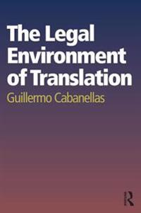 Legal Environment of Translation
