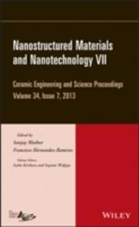 Nanostructured Materials and Nanotechnology VII