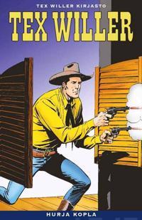 Tex Willer kirjasto 30