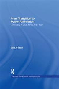 From Transition to Power Alternation