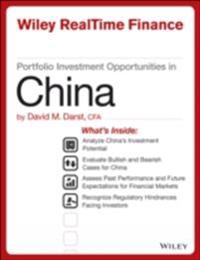 Portfolio Investment Opportunities in China