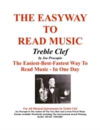 EasyWay to Read Music Treble Clef