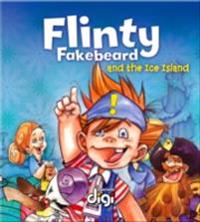 Flinty Fakebeard and the Ice Island