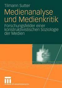 Medienanalyse Und Medienkritik