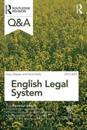 English Legal System 2013-2014