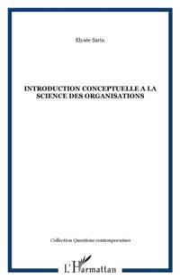 Introduction conceptuelle a lascience d