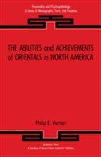 Abilities and Achievements of Orientals in North America