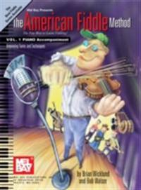 American Fiddle Method, Volume 1 - Piano Accompaniment