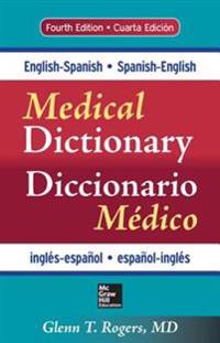 English-Spanish/Spanish-English Medical Dictionary, Fourth Edition (eBook)