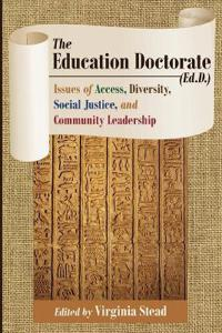The Education Doctorate Ed.d.