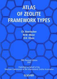 Atlas of Zeolite Framework Types (formerly: Atlas of Zeolite Structure Types)