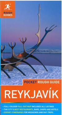 Pocket rough guide reykjavik