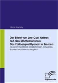 Der Effekt von Low Cost Airlines auf den Stadtetourismus: Das Fallbeispiel Ryanair in Bremen