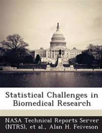 Statistical Challenges in Biomedical Research