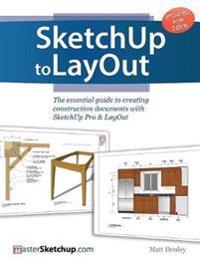 Sketchup to Layout