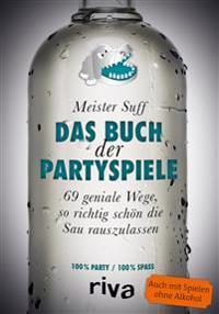Das Buch der Partyspiele